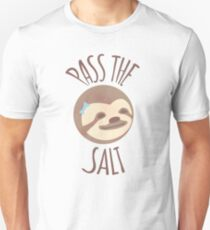 Stoner Sloth - Pass the salt (female) T-Shirt