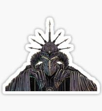 Empire du Soleil Noir / 3 Sticker