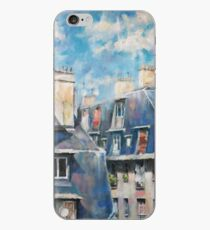 Roofs of Montmartre iPhone Case