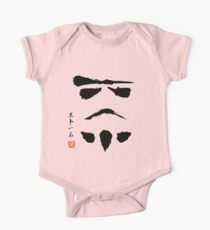 Star Wars Stormtrooper Minimalistic Painting One Piece - Short Sleeve