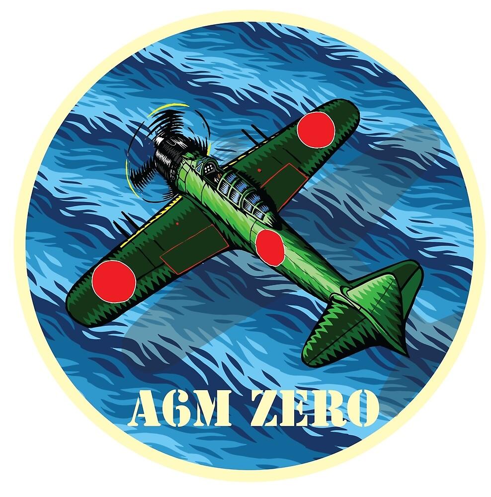 A6M Zero by rlmf