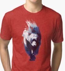 Death run Tri-blend T-Shirt