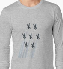 Breit patrole with chemtrails T-Shirt