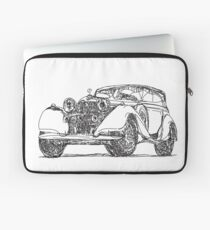 retro auto car Laptop Sleeve