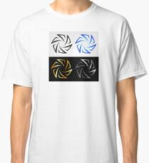 Aperture in different colors  Classic T-Shirt