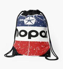 Mopar oldies Drawstring Bag