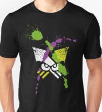 Splatoon - Turf Wars 2 Slim Fit T-Shirt