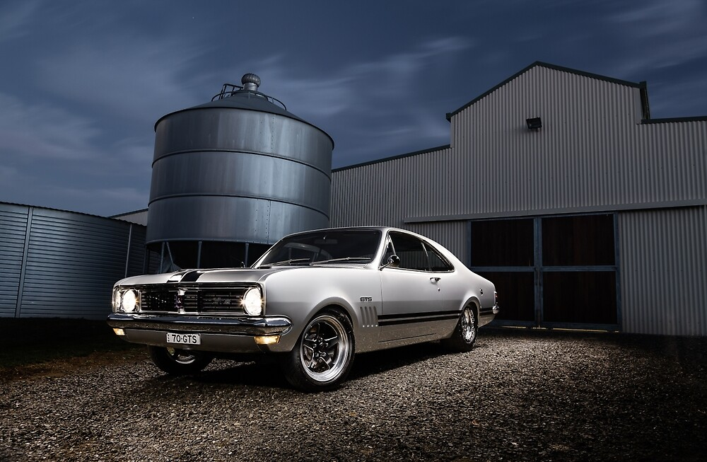 David Galea's Holden Monaro by HoskingInd