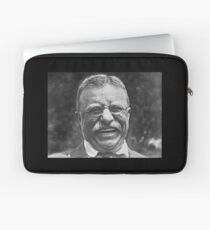 Theodore 'Teddy' Roosevelt Laughing Laptop Sleeve