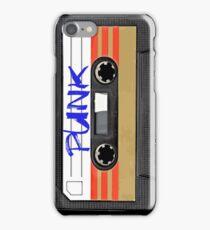 Punk Music Tape iPhone Case/Skin