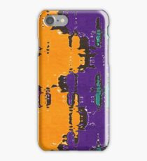 Colorful spots iPhone Case/Skin