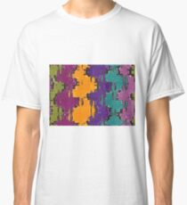 Colorful spots Classic T-Shirt