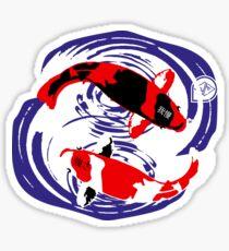 lucky Koi Sticker