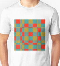 Retro squares T-Shirt