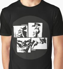 Cowboy Bebop - Space Cowboys Graphic T-Shirt