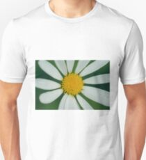 White flower macro T-Shirt