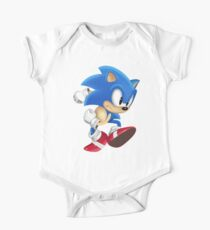 Sonic Runner One Piece - Short Sleeve
