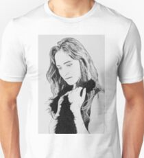 longing Emotional woman  T-Shirt