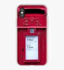 The Post Box iPhone Case