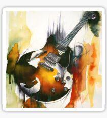 Eastman Guitar  Sticker