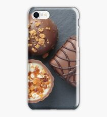Life is like a box of chocolate Forest Gump Quote iPhone Case/Skin