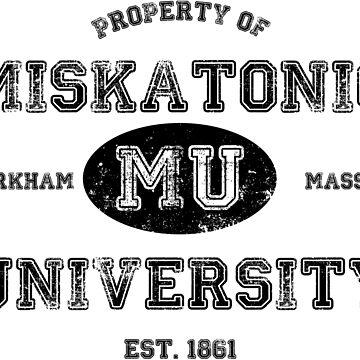 Miskatonic University by sherman0815