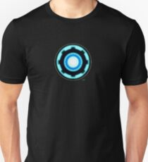 Iron palladium reactor Unisex T-Shirt