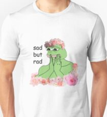pastel pepe Unisex T-Shirt