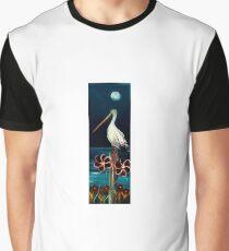 Pelican Paradise Graphic T-Shirt