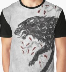 Wolf coat of arms Graphic T-Shirt