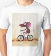 The Green Bike Unisex T-Shirt