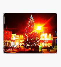 Macclesfield Photographic Print