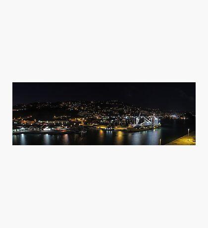 Charlotte Amalie Pano Photographic Print