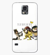 Where The Wild Things Are Case/Skin for Samsung Galaxy