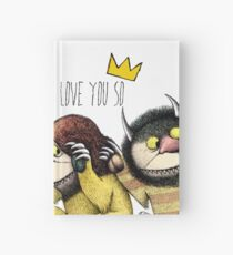 Where The Wild Things Are Hardcover Journal
