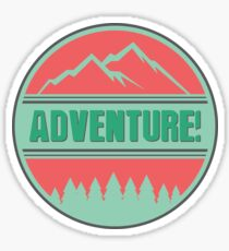 ADVENTURE! Sticker