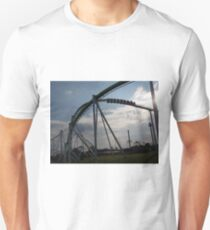 Fury 325 at Carowinds Roller Coaster T-Shirt