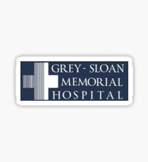 Grey-Sloan Memorial Hospital Sticker