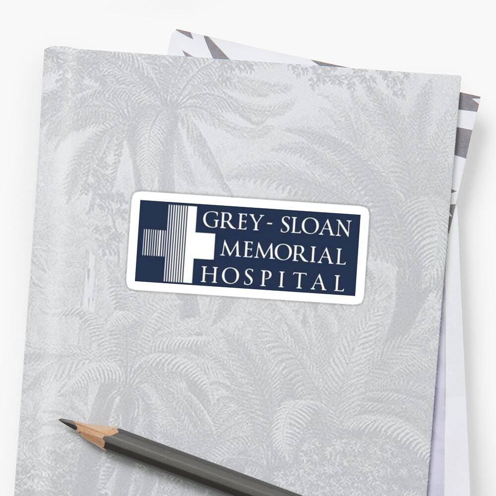 Grey-Sloan Memorial Hospital by Lyndsey Kleiman