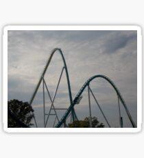 Fury 325 at Carowinds Roller Coaster Sticker