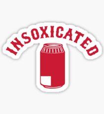 Insoxicated - Boston Brew Sticker