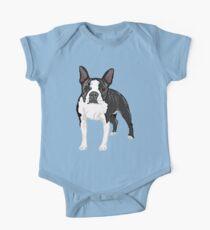 Boston Terrier Kids Clothes