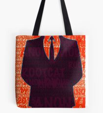 Anonymous for Tote Bag