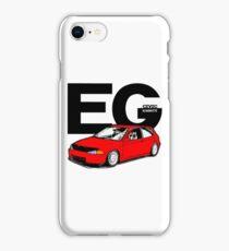 Civic - EG iPhone Case/Skin