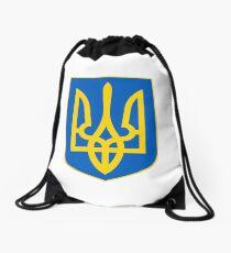 Armoiries de l'Ukraine Sac à cordon