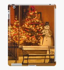 Small Town Christmas iPad Case/Skin