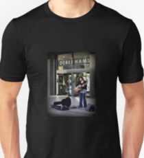 Evocative Singer Unisex T-Shirt