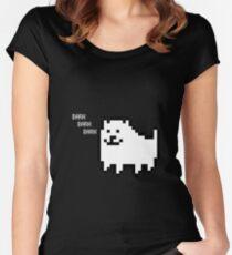 Undertale Women's Fitted Scoop T-Shirt