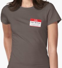Hello, my name is inigo montoya you killed my father prepare to die T-Shirt