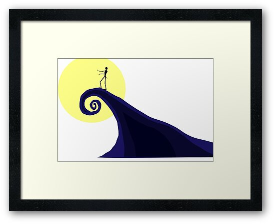 Tim Burton's Nightmare Before Christmas by burrotees